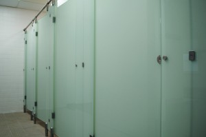 GLASS CUBICLE 2